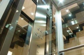 elementi ascensore esterno