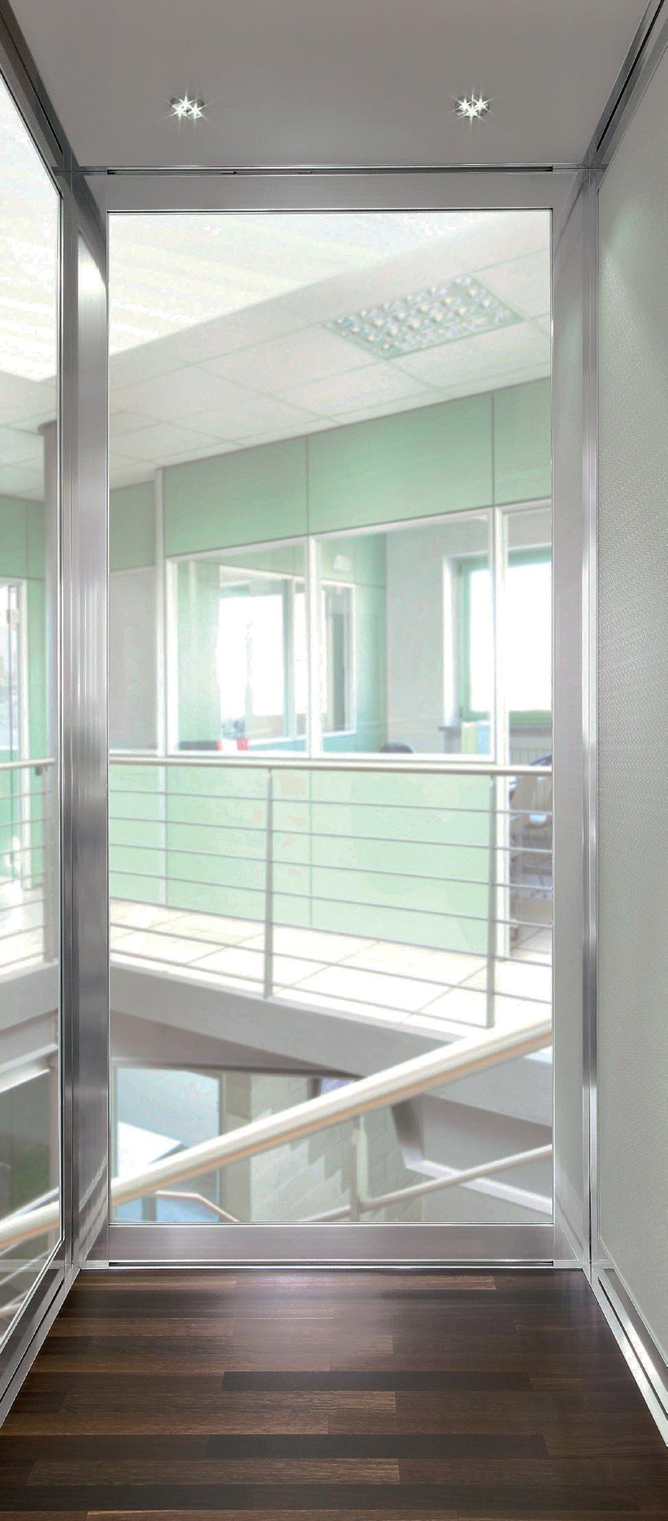 Ascensore interno per casa e ufficio eplanet gruppo - Ascensore in casa ...