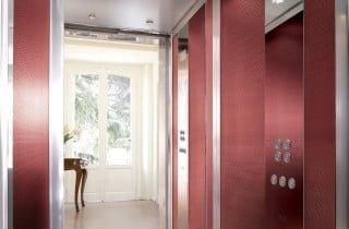 Ascensori interni per appartamenti: prezzi e tipologie