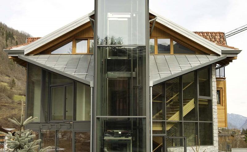 Ascensori esterni panoramici, tocco di classe e qualità per le costruzioni più innovative