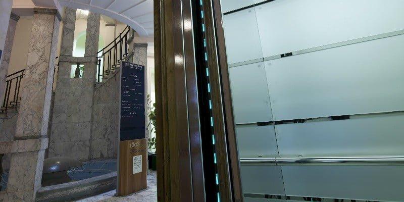 Gli Ascensori di Gruppo Millepiani alla Borsa di Milano