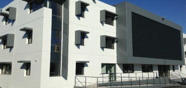La plateforme Passenger42 dans l'école de journalisme de Montpellier (France)