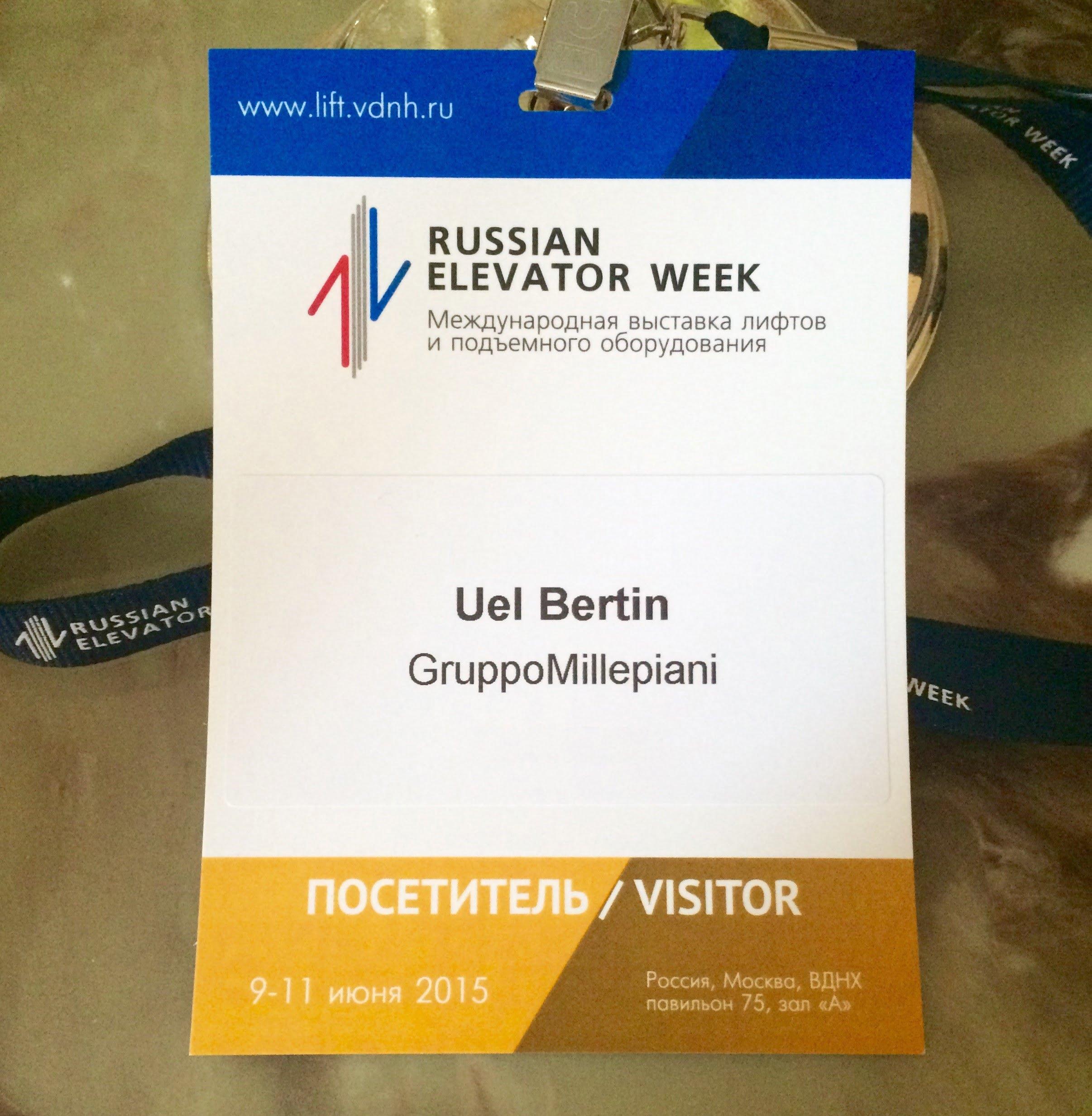 Russian-Elevator-Week-2