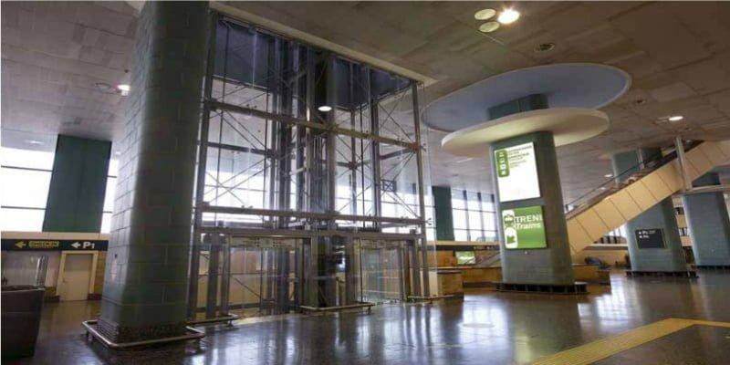 Gli ascensori green di milano malpensa gruppo millepiani for Miniascensori usati