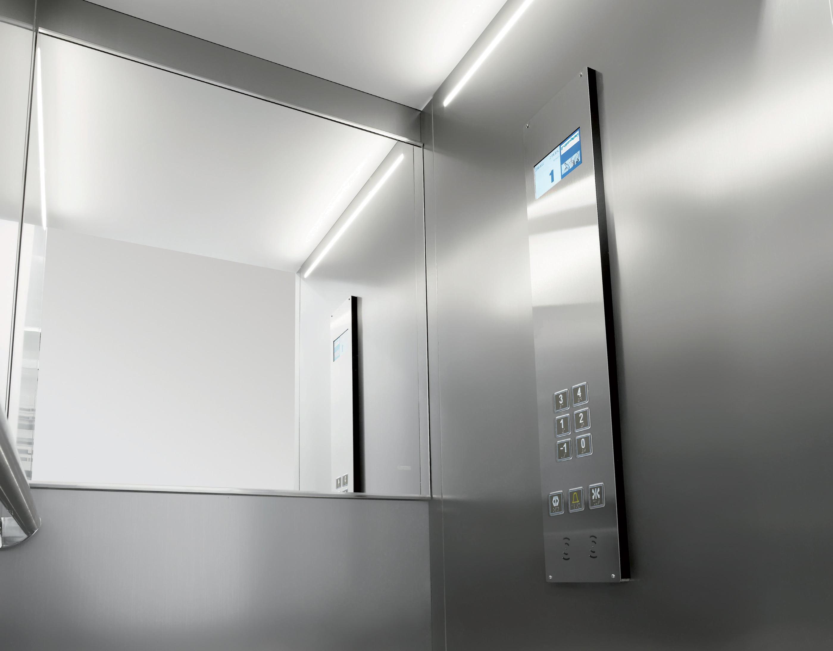 Mini ascensori interni per appartamenti gruppo - Ascensori per interni ...