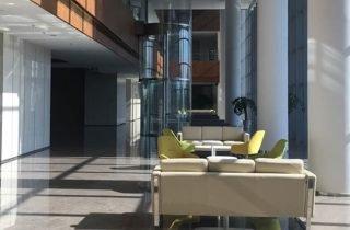 Ascensore in vetro: l'installazione a Suzhou del Gruppo Millepiani