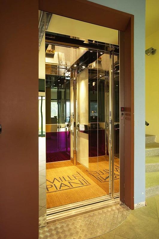 Dimensioni ascensore scegli il modello che fa per te for Dimensioni ascensore