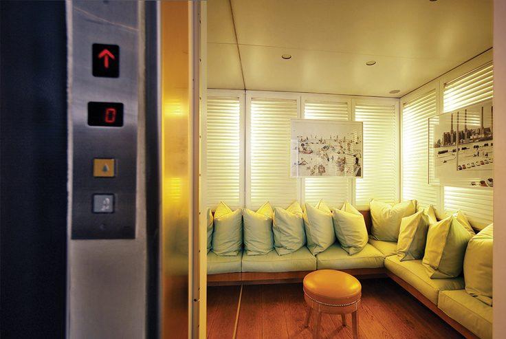 Come arredare interni di lusso con il giusto ascensore