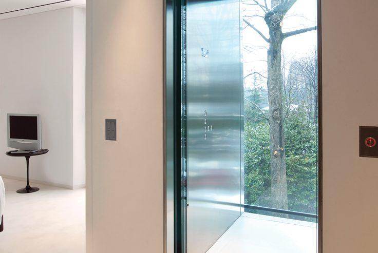 I miniascensori interni per appartamenti caratteristiche for Interni di appartamenti