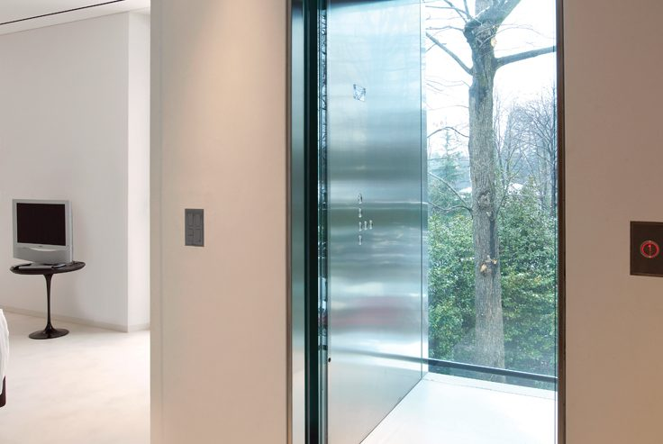 Miniascensori interni per appartamenti: soluzione ideale per abitazioni di lusso