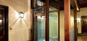 Insider: l'ascensore su misura