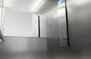 Materiali ascensore interno per casa e ufficio