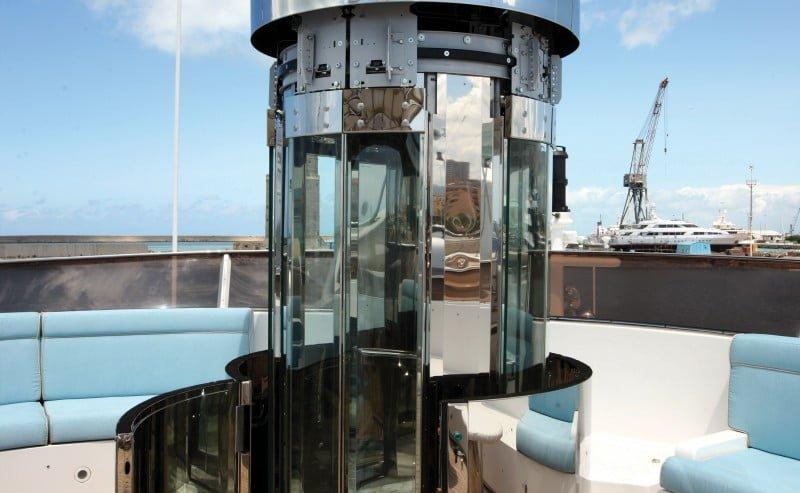 Ascensori panoramici: scelta di qualità per un risultato ad effetto