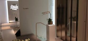 Immeuble historique à Paris choisit l'ascenseur Insider Millepiani Elevators
