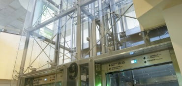 Panoramic lifts for interior: a look at Discovery Line