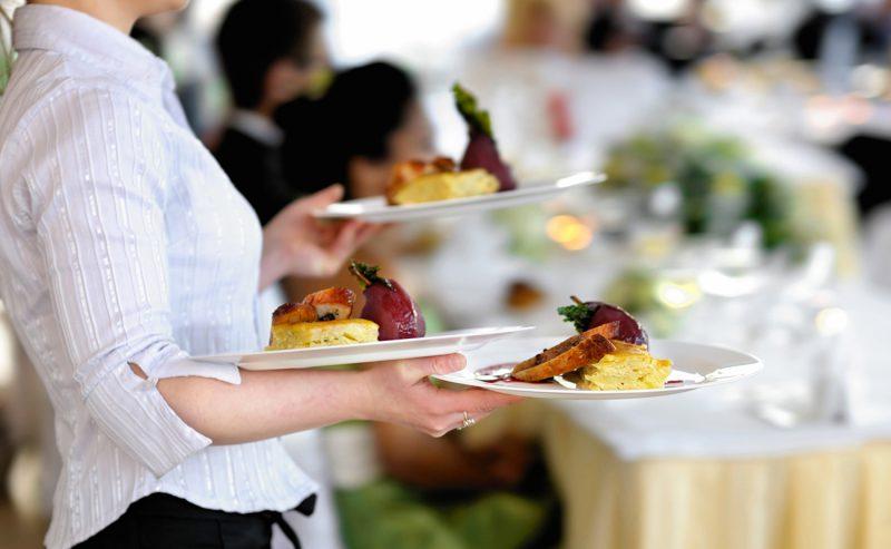 Montavivande per ristoranti e hotel