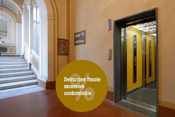Detrazione fiscale ascensore condominiale: quali sono le novità del 2018